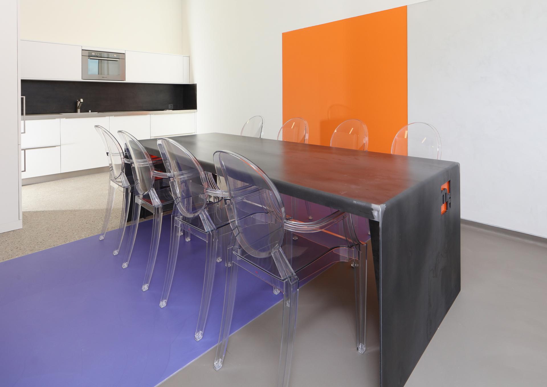 Boden- und Wandbeschichtung SIKAGARD – 750 Deco Epocem